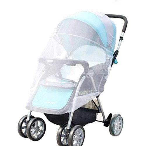 Whetstone EVINIS Baby Stroller Pushchair Mosquito Insect Net (Multicolour)
