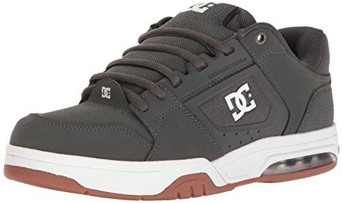DC - Herren Rival Skate Schuhe Grey/Gum