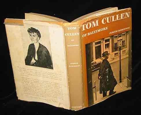 Tom Cullen of Baltimore
