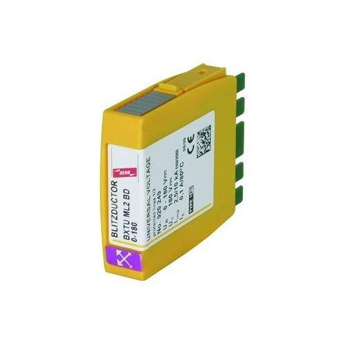 Dehn+Söhne Kombi-Ableiter-Modul BXTU ML2 BD S 0-180 Blitzductor XTU Kombi-Ableiter für Informations-/MSR-Technik 4013364127845