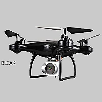 squarex 1800mAh High Capacity Battery 4CH 6-Axis Headless Mode RC Helicopter Drone, One Key To Return, Altitude Hold Mode- Much Better Drone For Kids and Beginners