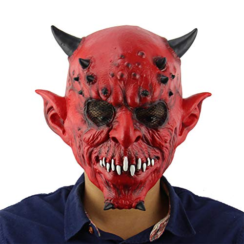 3 Ring Zirkus Kostüm - ZQYQ Halloween Maske, Halloween Cosplay