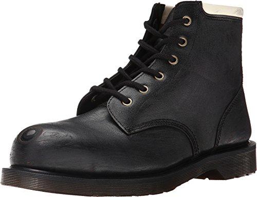 Dr. Martens Tower Steel Toe 6 Eye Work Boot Eye Steel Toe Boot