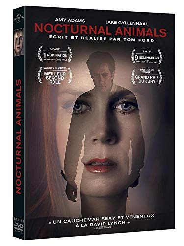AMY ADAMS - NOCTURNAL ANIMALS (1 DVD)