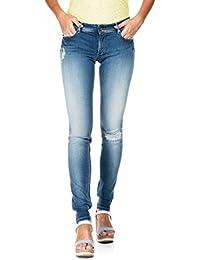 Salsa - Jeans Push Wonder délàvage premium - Femme