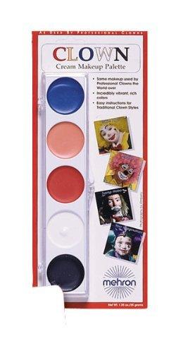 Loftus International Women's Clown Makeup Palette by Loftus International - Clown Make-up-palette