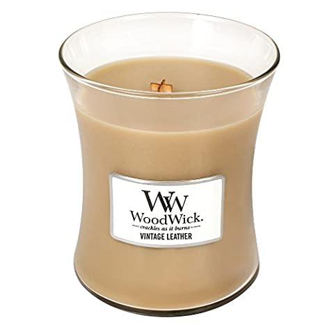 Woodwick Scented Candle - 10oz Vintage