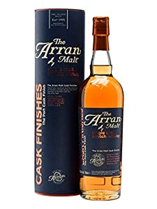 The Arran Port Cask Finish Single Malt Scotch Whisky 70cl Bottle by Isle of Arran Whisky Distillers