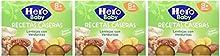 Hero Baby - Babyrecetas Lentejas Verduritas .2 x 190 g - [pack de 3]