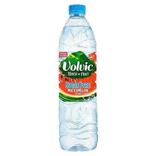4x Volvic Hauch Von Früchten Ohne Zucker Wassermelone 1.5L