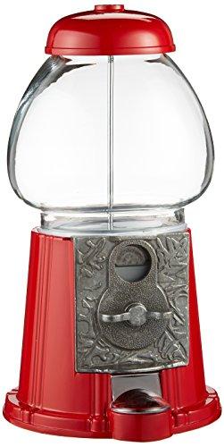 Dubble Bubble Gum Kugel Automat, ungefüllt 27 cm, 1er Pack (1 x 800 g) (Und Süßigkeiten Nuss-spender)
