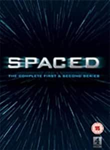Spaced: Complete Series 1 and 2 (Box Set) [DVD] [1999]