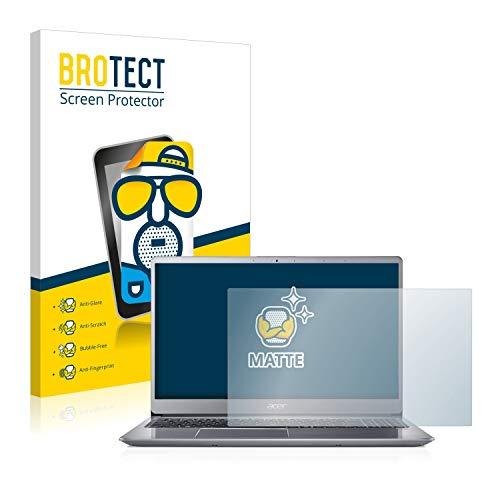 BROTECT Matt Displayschutz Schutzfolie für Acer Swift 3 SF315-52 (matt - entspiegelt, Kratzfest, schmutzabweisend)