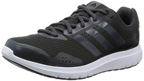 adidas Duramo 7 M, Zapatillas de Running para Hombre, Negro/Gris, 43 1/3 EU