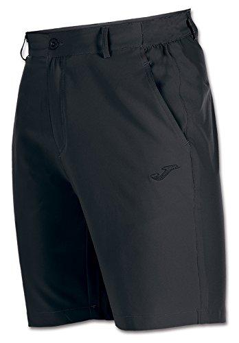 Joma Pasarela, Pantalón Corto para Hombre, Negro, S