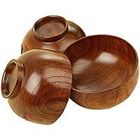 Eco Bamboo Bowl stoviglie ciotola 11,2x 6,9cm, confezione da