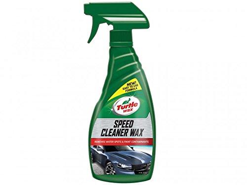 Turtle Wax 52749 Speed   Cleaner Autowachs Carnauba 3 In 1 Spritzwachs 500ml -