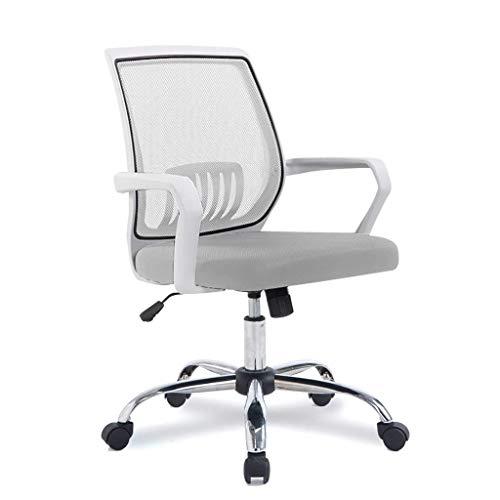 FAMILI DA Bürostuhl,Executive Mesh Lehrstuhl Für Computer Im Büro Schreibtisch Stuhl Ergonomische Drehstuhl Computer Stuhl (Farbe: A3)-A1 -