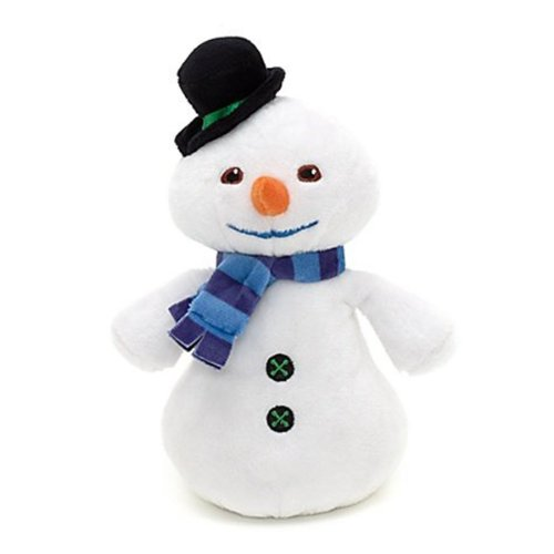 "Preisvergleich Produktbild Disney Junior Jr Doc McStuffins 8 1/4"" CHILLY Beanbag Plush McStuffin Snowman"