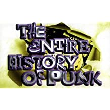 Entire History of Punk  [20-CD-Box]
