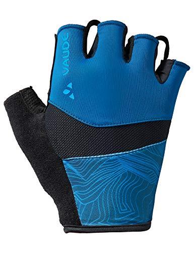 VAUDE Herren Advanced Gloves II Kurzfinger-Radhandschuh Handschuhe, Baltic sea, 7
