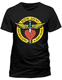Bon Jovi 'Through The Heart' T-Shirt