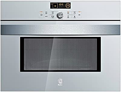 Balay 3HW441XC Electric oven 44L Gris, Acero inoxidable - Horno (Pequeño, Electric oven, 44 L, 44 L, 1750 W, Gris, Acero inoxidable)