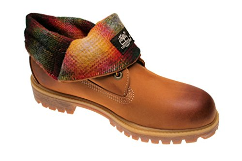 Timberland | EARTHKEEPERS® ROLL TOP WOOLRICH Stiefel Herren | camel wheat-wo-wheat