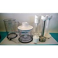 Set complet accessoires pour hachoir Kenwood HB724Triblade (Unité certificat)