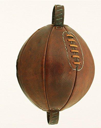 Preisvergleich Produktbild Vintage-Style Leder Schnürschuh Boxing Punch Ball.