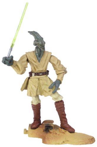 Preisvergleich Produktbild Hasbro - 84991 - Star Wars Coleman Trebor (Battle Of Geonosis) Figur - Attack Of The Clones 2003