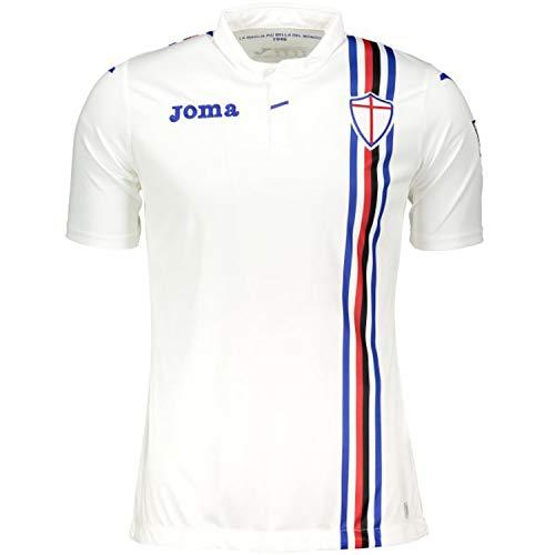 Joma 2018-2019 Sampdoria Away Football Shirt Kids