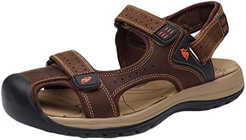 Insun Herren Trekking Sandalen Wanderschuhe  Billig und erschwinglich Im Verkauf