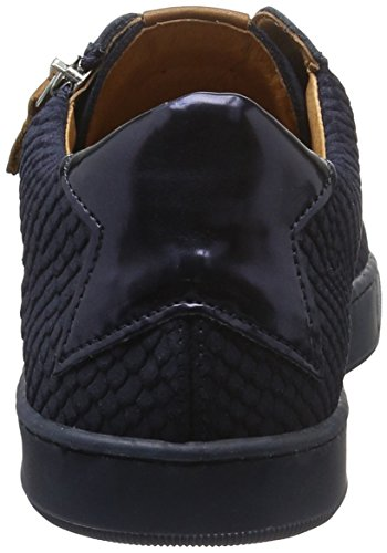 66e5aee6034e1b SPM Damen Santander Typical Sneaker Sneakers Blau Navy Combi