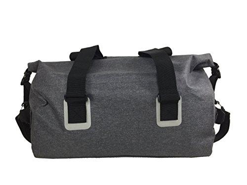 Toio mens impermeabile Sloop bag 40l universale grigio ferro 55x 28x 55cm ultraleggero 100% poliestere 600D TPU, Uomo, Navy, Universale Iron Gray