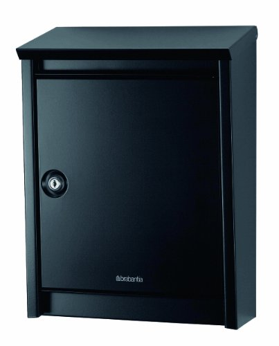 Brabantia Postbox - Black