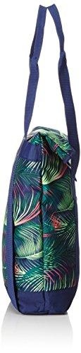 Chiemsee - Backpack Shopper, Zaino Donna Mehrfarbig (Palmsprings)
