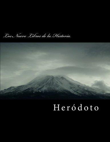 Los Nueve Libros de la Historia por Heródoto