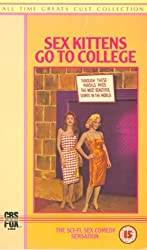 Sex Kittens Go to College [VHS] [UK Import]