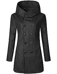 dbdb964120644 Hoodies Manteau d hiver,Femme Manches Longues Trench Coat Outwear Veste À  Capuche Bringbring