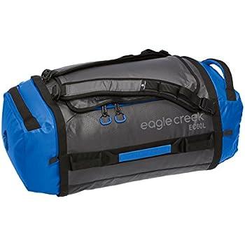 Eagle Creek Wasserabweisender Backpacker Cargo Hauler Duffel ultraleichte Reisetasche mit Rucksacktragegurten Travel Duffle, 67 cm