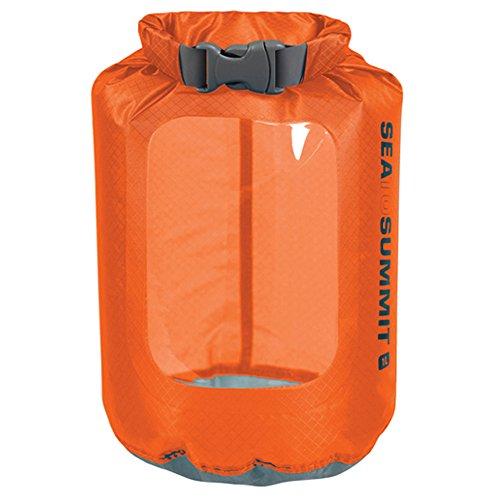 Sea To Summit Packsack Ultra Sil™ View Dry Sack - Wasserdichter Staubeutel mit Sichtfenster 8 Liter