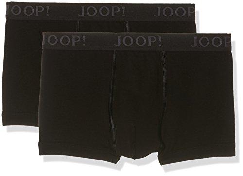 Joop! Herren 17 B-2-Pack-Boxer 10001475 Boxershorts, Schwarz (Black 001), Large