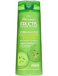 Garnier Fructis Cucumber Fresh Shampoo, 6er Pack (6 x 250 ml)