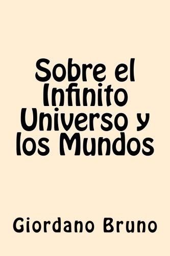 Sobre El Infinito Universo Y Los Mundos