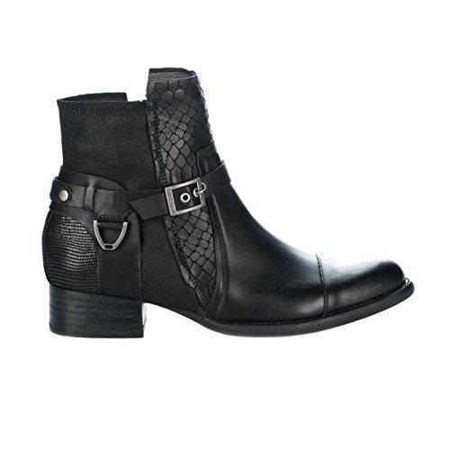 Boots femme - MAM'ZELLE - Noir - CSGV567 JEROME - Millim Noir