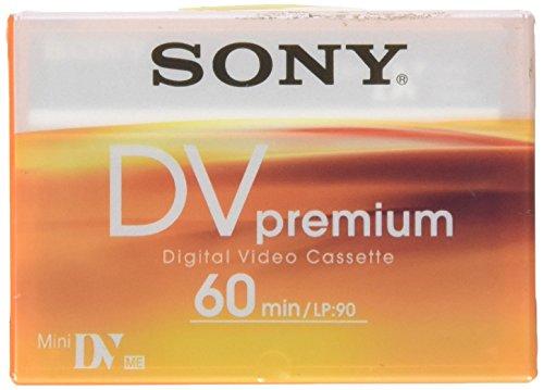 Sony DVM 60 PR3 Videocassetta mini DV
