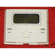 JUNKERS termostato regulador de la temperatura FR 50 fácil de usar claro indicador