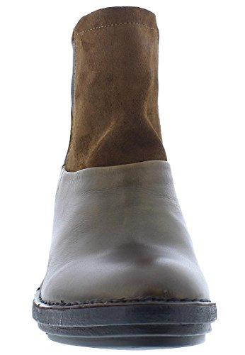 FLY London Stiefel Camel Sula673fly Damen Olive rrqpw7