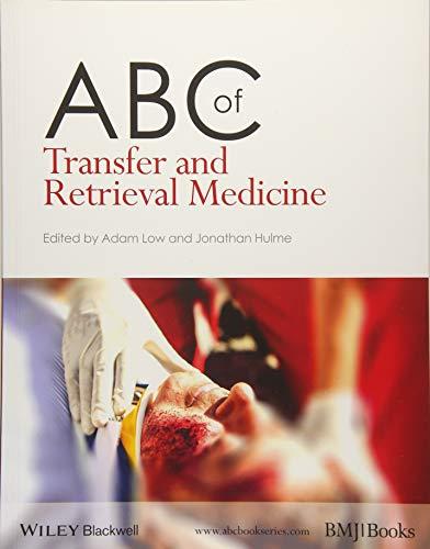 Low, A: ABC of Transfer and Retrieval Medicine (ABC Series)